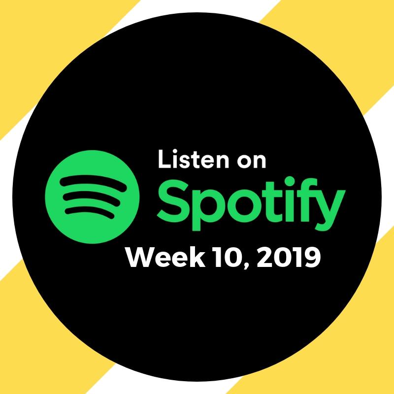 Spotify Playlist: Week 10, 2019 – Furious Fries
